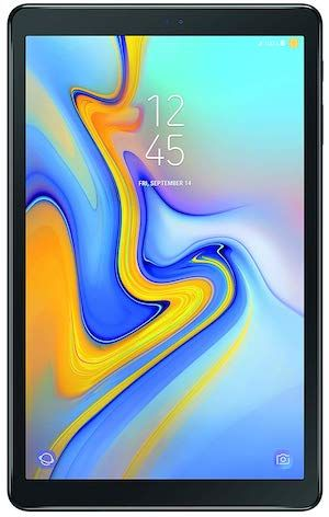 galaxy tab a 10.5 - best 10-inch tablet