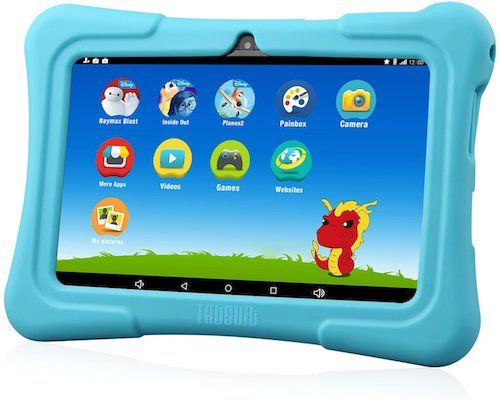dragon touch y88x plus - best tablet for 8 year old
