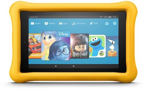 fire 7 kids edition - best tablets for kids