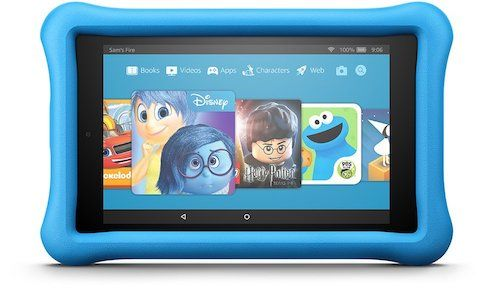 fire hd 8 kids edition - best tablets for kids