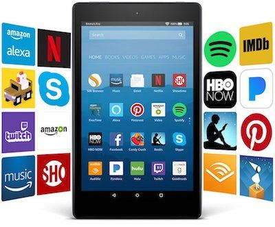 fire hd 8 - kids tablet amazon