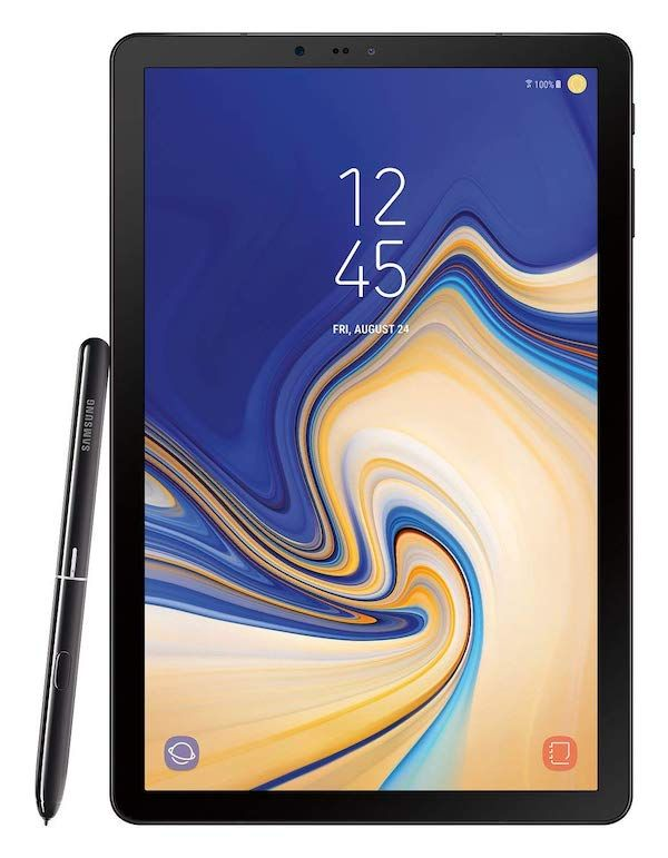 samsung galaxy tab s4 best android tablet with stylus