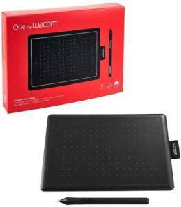 Wacom One CTL472K1A Beginner Drawing Tablet