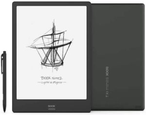 Boox Note 2 e reader android tablet